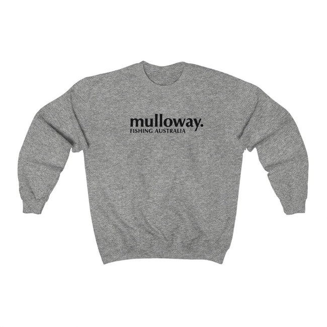 Original Mulloway Fishing Australia™ Crewneck Jumper - SOLD OUT