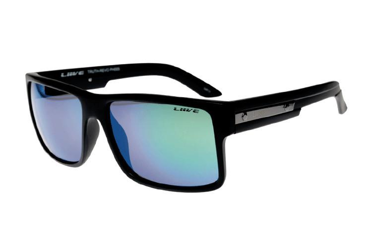 Liive Sunglasses - Truth - Revo Matt Black