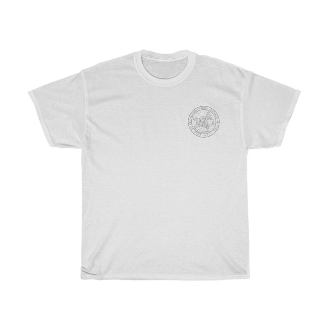 Tide to Tell Cotton Tee