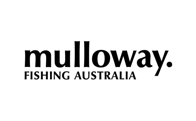 Mulloway Fishing Australia™ Sticker - SOLD OUT!