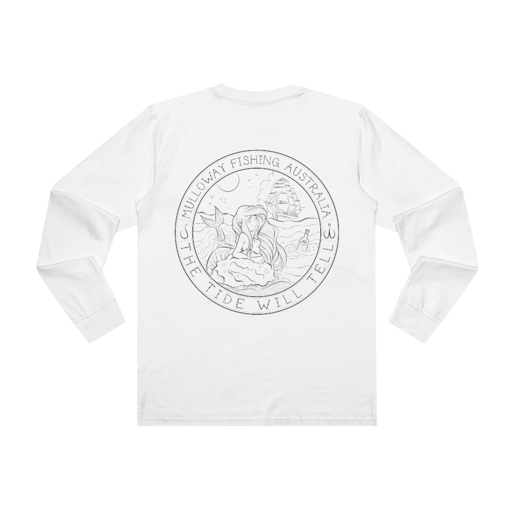 TIDE WILL TELL - Long Sleeve Tee