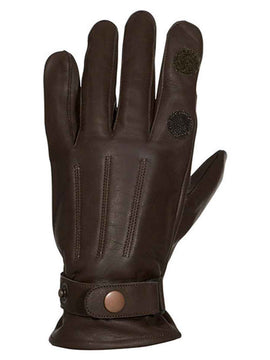 Percussion Ladies Leather Hunting Gloves