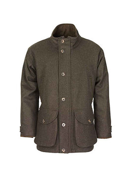 laksen matterhorn shooting coat jacket