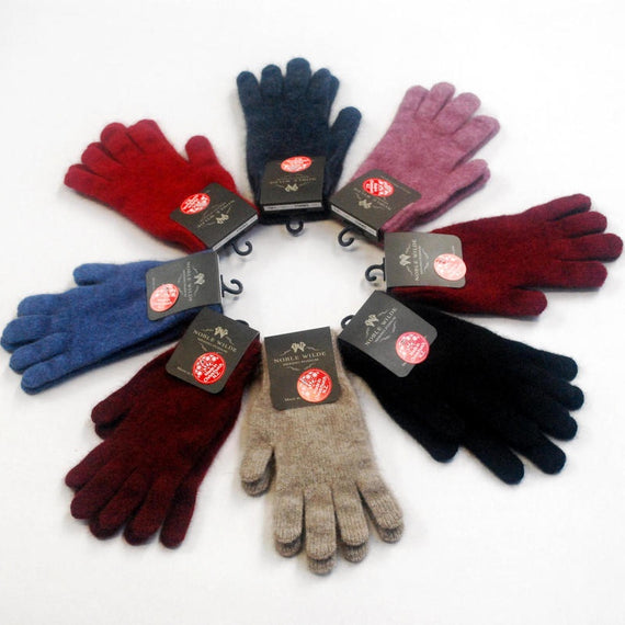 Noble Wilde Merino Possum Gloves