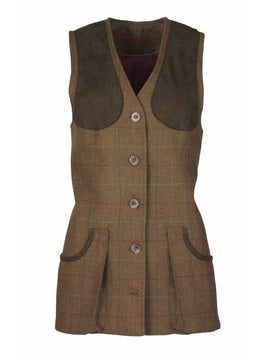 Laksen Temple Classic Lady's Shooting Vest