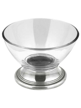 English Pewter Dip Bowl