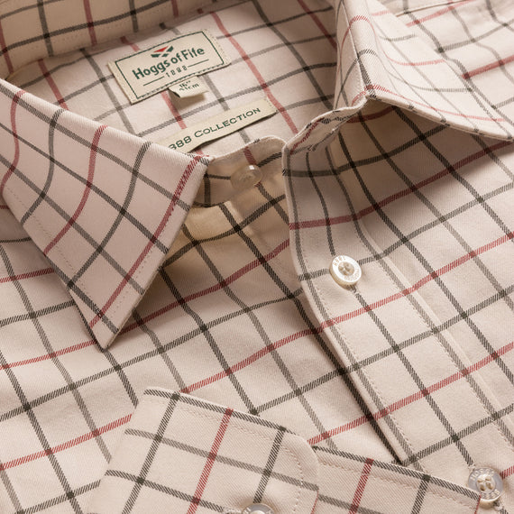 Hoggs of Fife Laird Tattersall Shirt