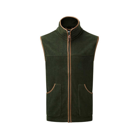 Shooterking Performance Fleece Gilet - Green