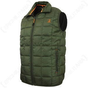 Percussion Quilted Gilet