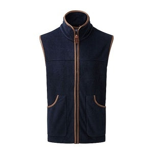Shooterking Performance Fleece Gilet - Navy