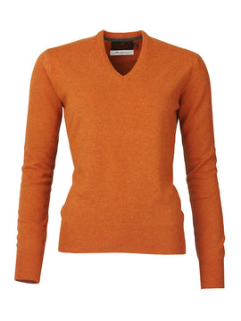Laksen Jean V Neck Sweater