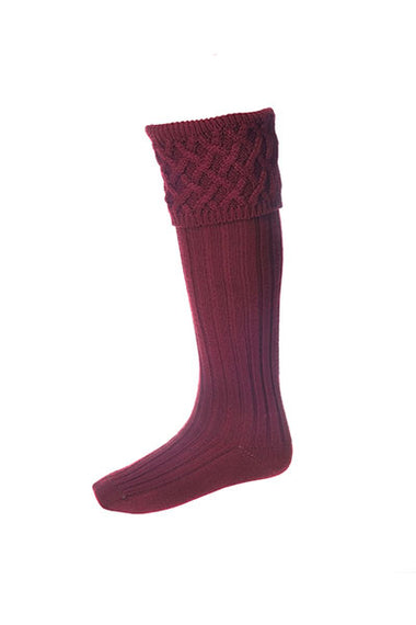 House of Cheviot Rannoch Sock