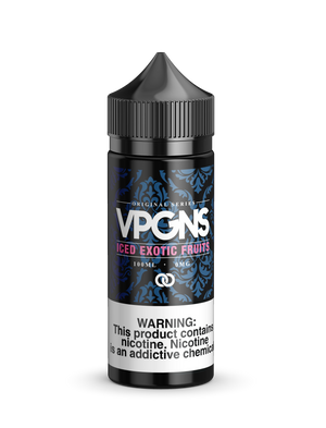 VPGNS-ICED EXOTIC FRUITS 100ML