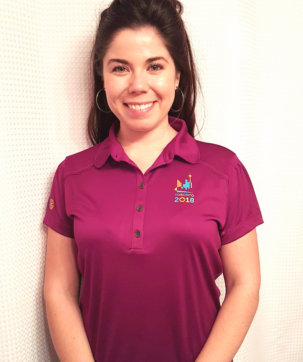 The Toronto 2018 Polo Shirt - Women's