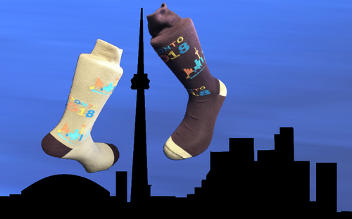 These SOCKS will knock your socks off!!