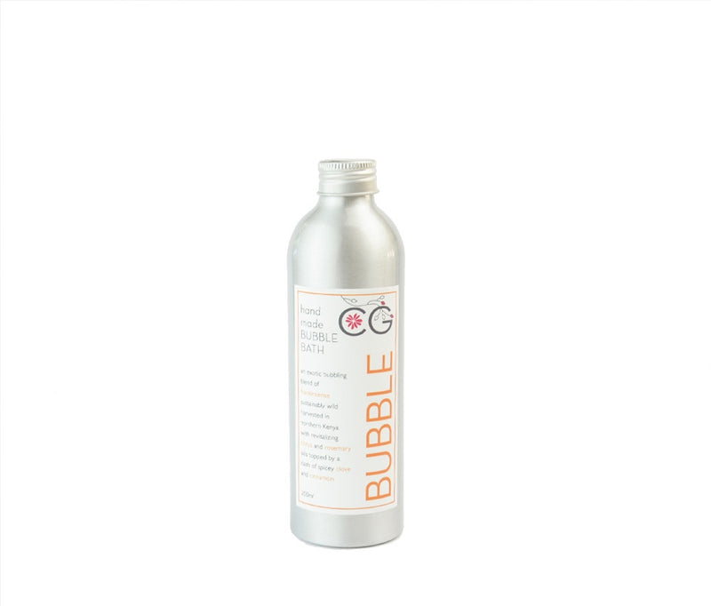 CITRUS ROSEMARY BUBBLEBATH (200ML)