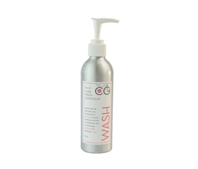 Geranium Body Wash (200ML)