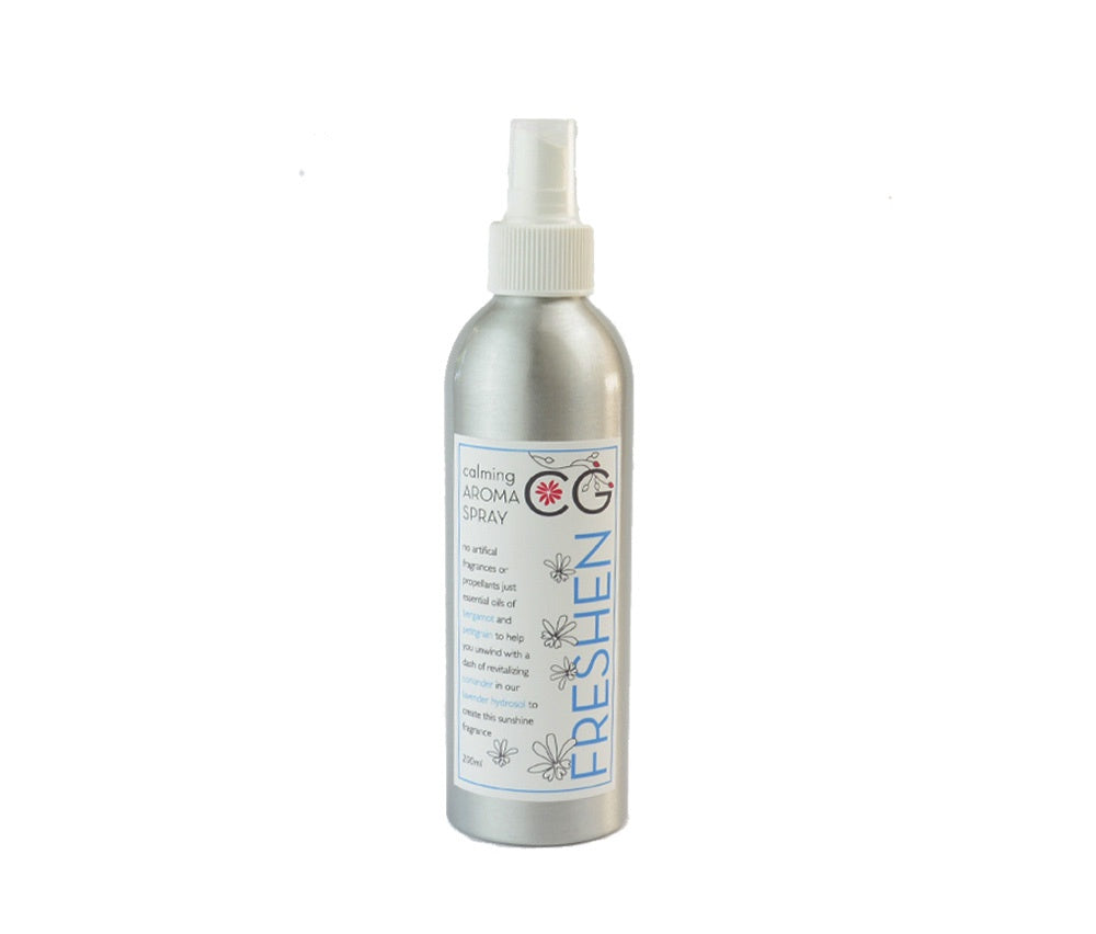 ROOM SPRAY ~ CALMING AROMATIC (200ML)