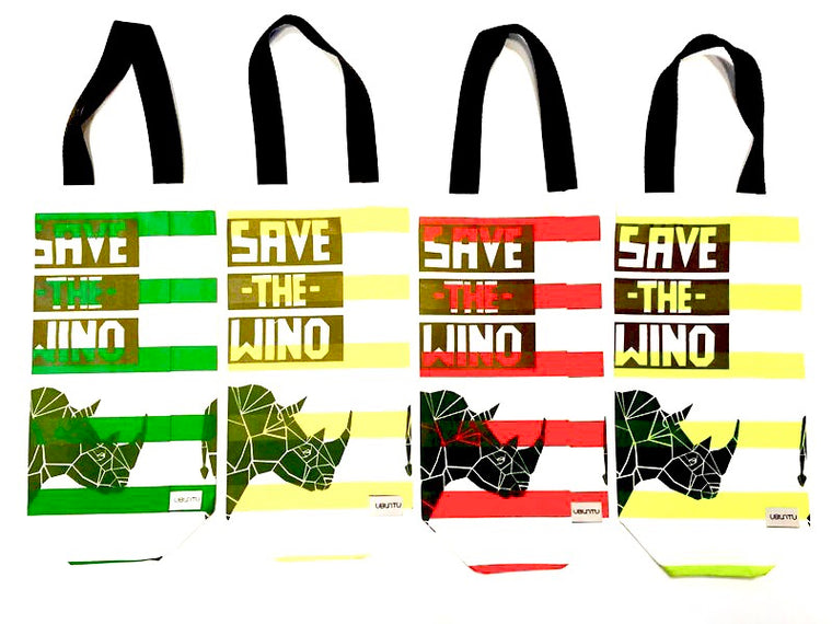 WINE BAG ~ SAVE THE WINO