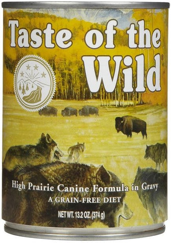 Taste Of The Wild High Prairie Canned Dog Food