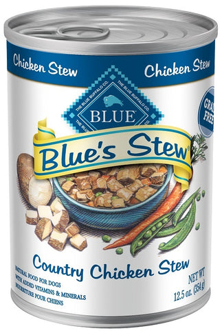 Blue Buffalo Blue's Country Chicken Stew Canned Dog Food