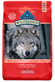 Blue Buffalo Wilderness Grain Free Adult Small Breed Healthy Weight Chicken Dry Dog Food