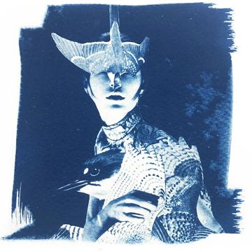Fine art Cyanotypes