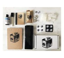 CYANOTYPE DIY ART KIT