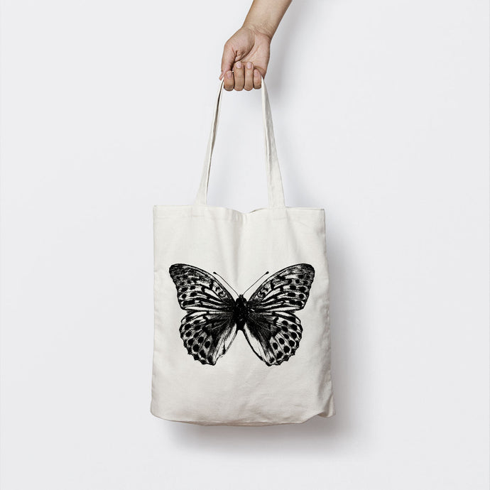 FRITILLARY BUTTERFLY TOTE
