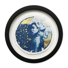 CIRCULAR MUSINGS IN HEAVEN STUDY (SMALL FRAMED)