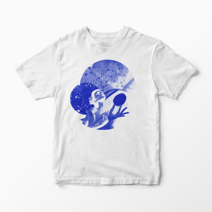 HYPATIA STUDIES THE STARS UNISEX T-SHIRT