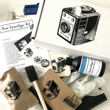 CYANOTYPE ART SUPPLIES