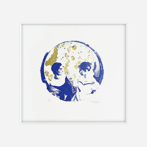 LUNAR ETIQUETTE SCREEN PRINT
