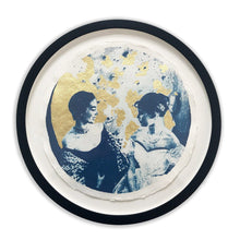 LUNAR ETIQUETTE UNDER THE HARVEST MOON (FRAMED)