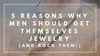 5 Reasons Why Men Should Get Themselves Jewelry <i>(and rock them!)</i>