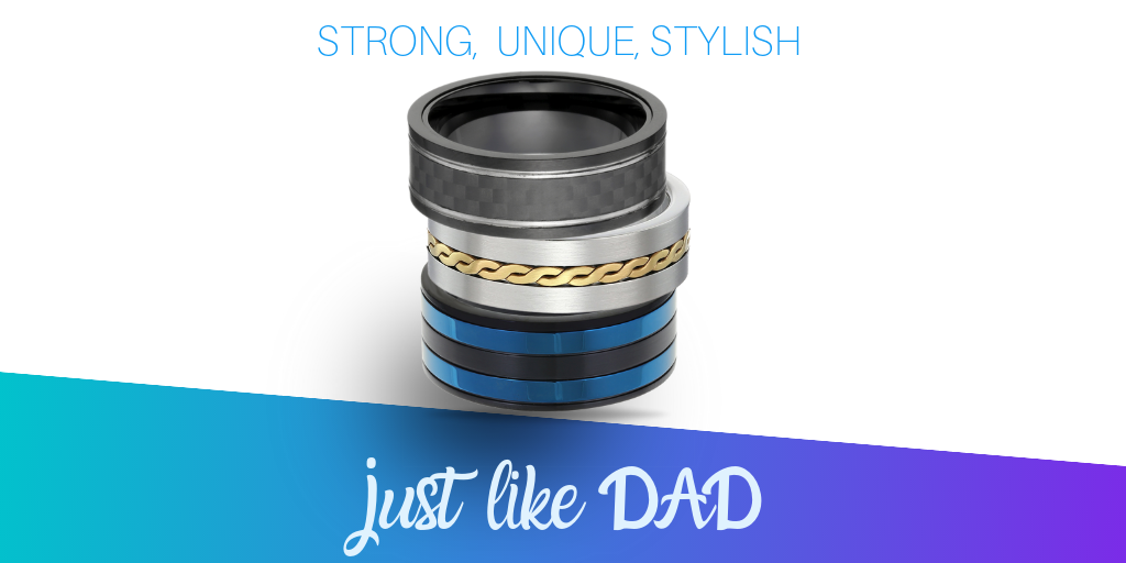 Father's Day Jewelry Dad