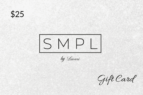 Image of SMPL Glitter Gift Card