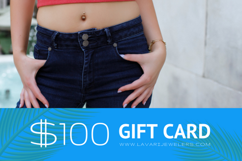 Body by Lavari Gift Card