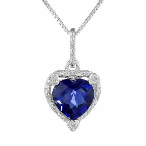Image of Created Sapphire