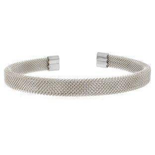 Image of Stainless Steel Mesh Cuff