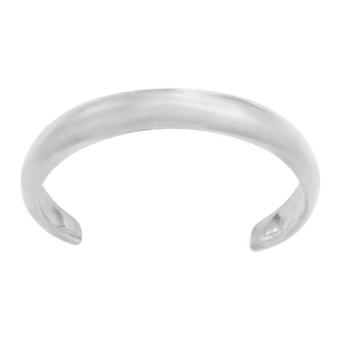 Image of Lavari - 10K Adjustable Toe Ring - 3mm