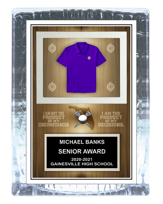 Team Golf Ice Award