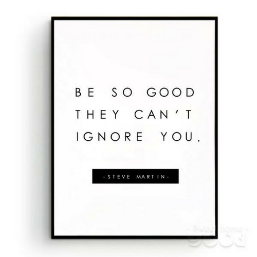 Be So Good Wall Art