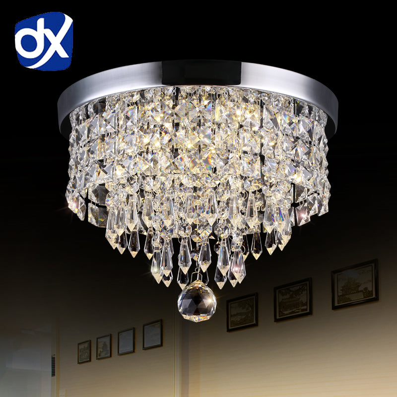 Crystal Abajur Ceiling Lights