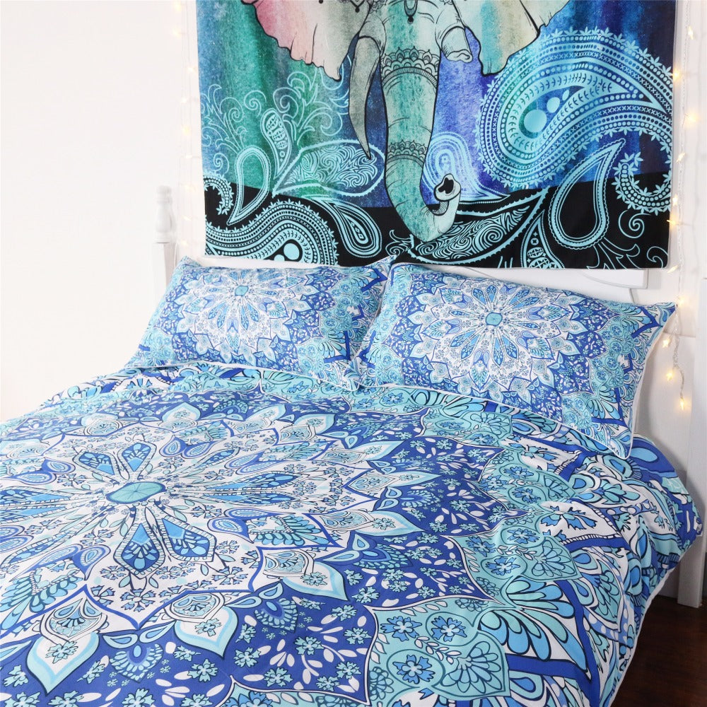Washed Away Duvet 3 Piece Set