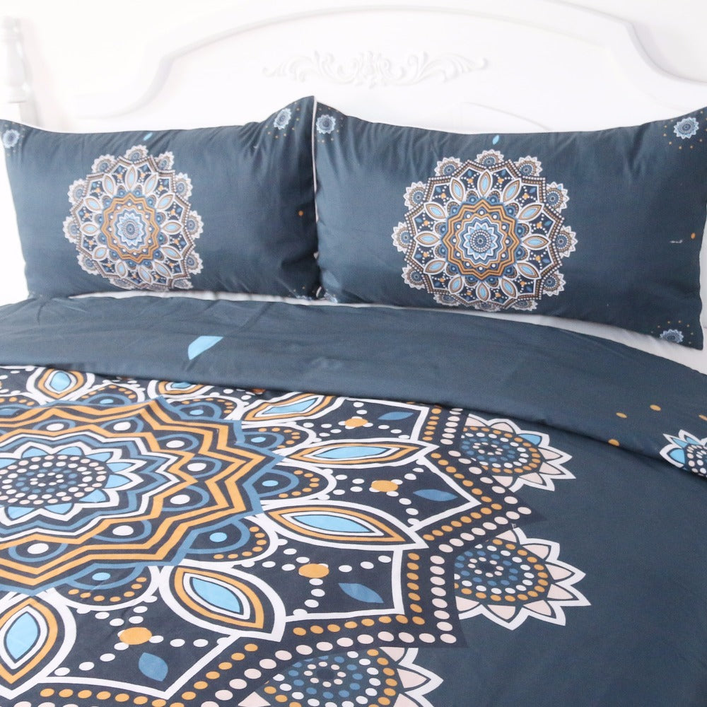 Souls Connect Duvet 3 Piece Set