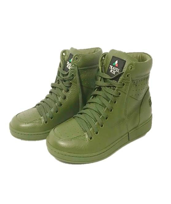 MEN'S 900 SERIES CLASSIC - OLIVE NAPPA LEATHER