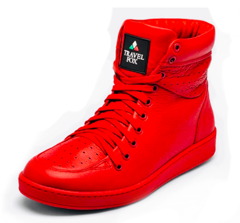 MEN'S 900 SERIES CLASSIC - RED NAPPA LEATHER