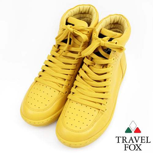 MEN'S 900 SERIES CLASSIC - YELLOW NAPPA LEATHER