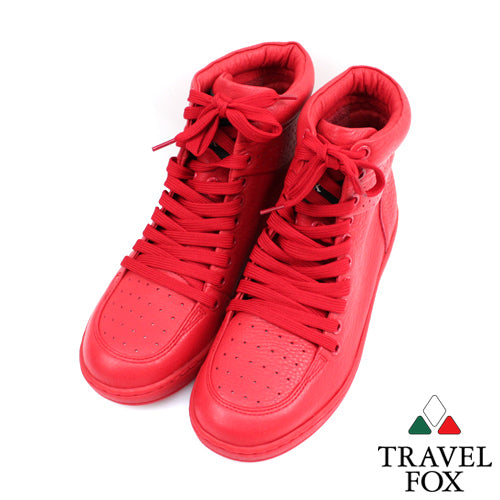 WOMEN'S 900 SERIES CLASSIC - RED NAPPA LEATHER